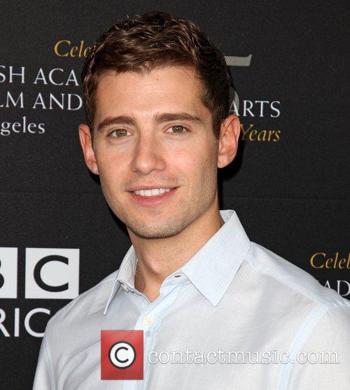 Julian Morris BAFTA Los Angeles TV Tea 2012...