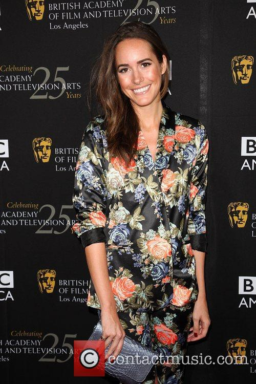 Louise Roe and Bafta 4