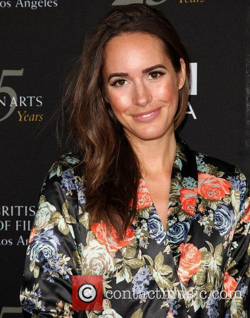 Louise Roe and Bafta 5