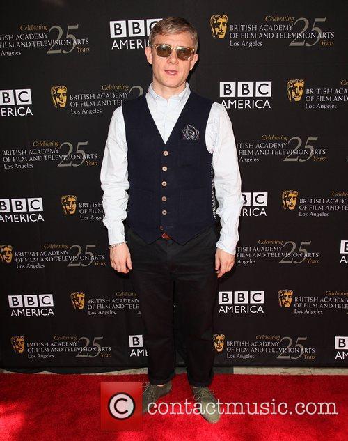 Martin Friedman BAFTA Los Angeles TV Tea 2012...