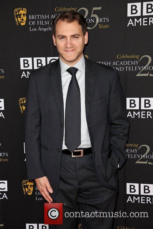 Michael Stuhlbarg and Bafta 2