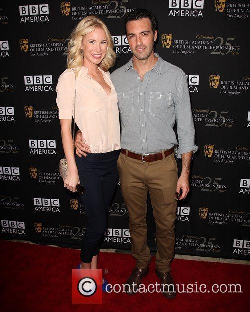 Scott Reid BAFTA Los Angeles TV Tea 2012...