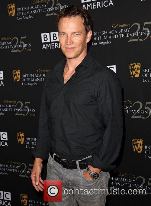 Stephen Moyer and Bafta 1