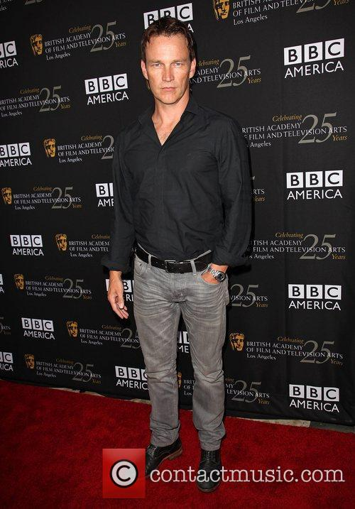 Stephen Moyer and Bafta 6
