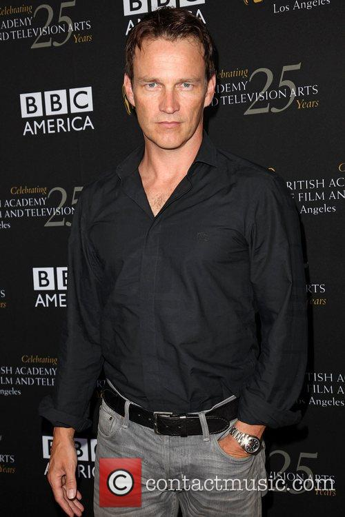 Stephen Moyer and Bafta 4