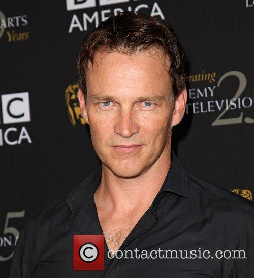 Stephen Moyer and Bafta 5