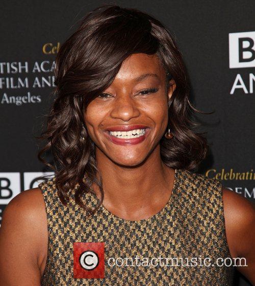 Sufe Bradshaw BAFTA Los Angeles TV Tea 2012...