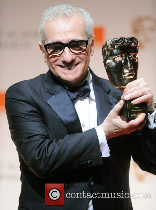 Martin Scorsese and Bafta 2