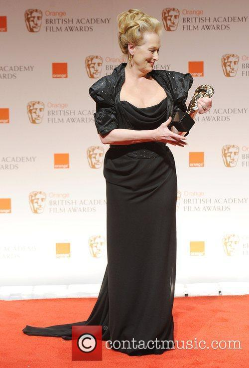 Meryl Streep and Bafta 2