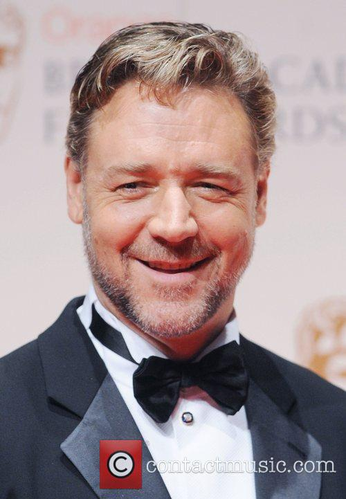Russell Crowe and Bafta 2