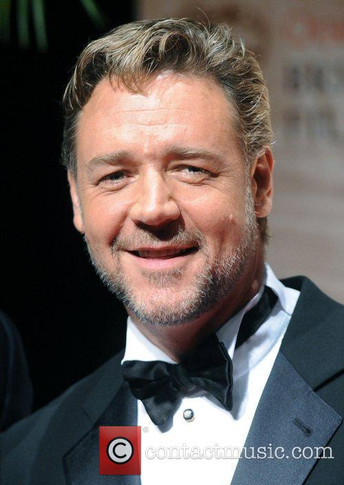 Russell Crowe and Bafta 1