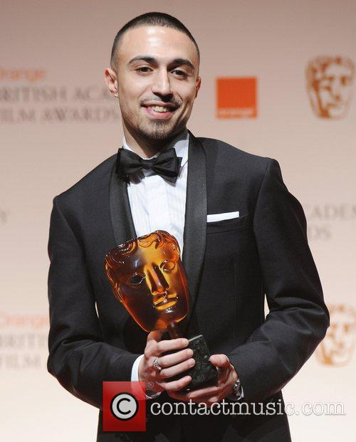 Adam Deacon and Bafta 6