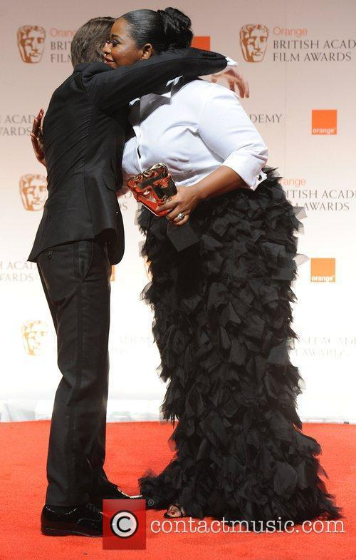 Daniel Radcliffe, Octavia Spencer and Bafta 1