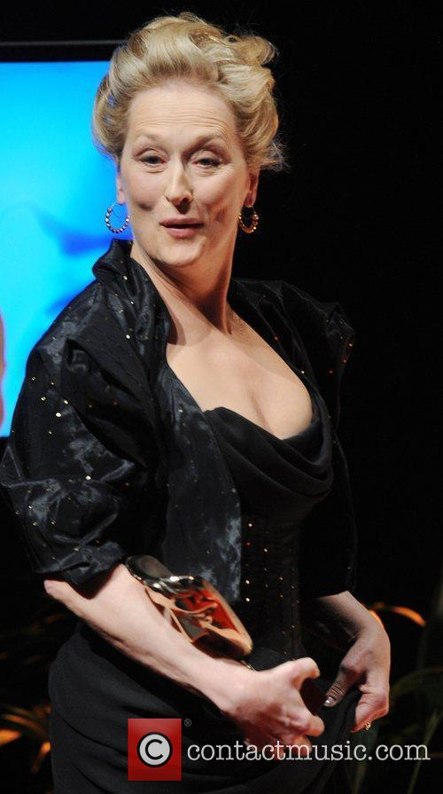 Meryl Streep and Bafta 1
