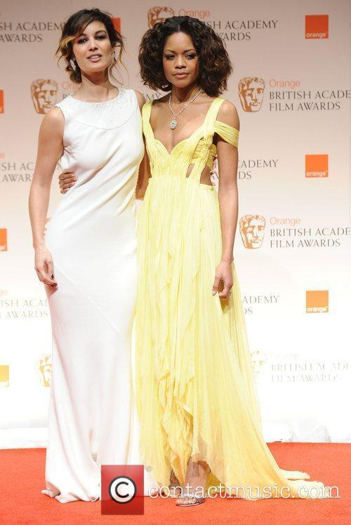 Naomie Harris and Bafta 3