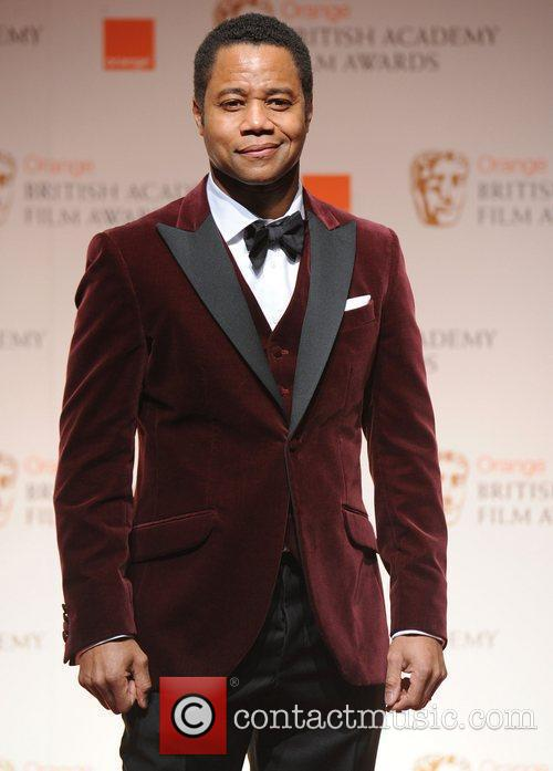 Cuba Gooding Junior and Bafta 7
