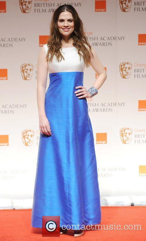Hayley Atwell and Bafta 2