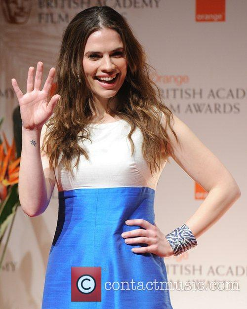 Hayley Atwell and Bafta 1