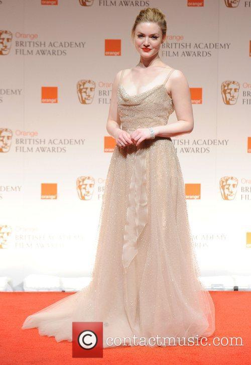 Holliday Grainger and Bafta 10