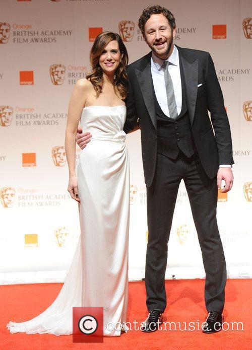 Kristen Wiig,  Orange British Academy Film Awards...