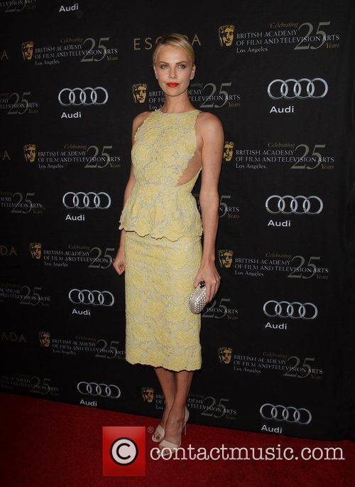 Charlize Theron BAFTA Los Angeles 18th Annual Awards...
