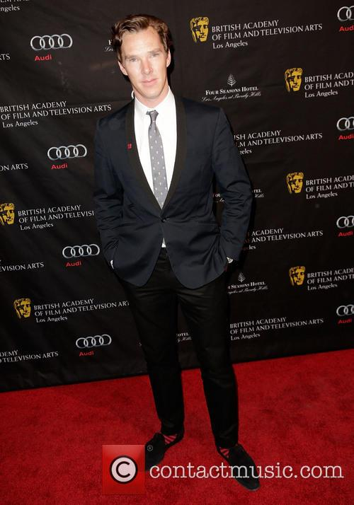 benedict cumberbatch bafta los angeles 2013 awards 20056123