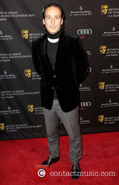 Alexandre Desplat BAFTA Los Angeles 2013 Awards Season...