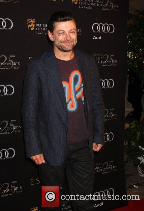 Andy Serkis BAFTA Los Angeles 18th Annual Awards...