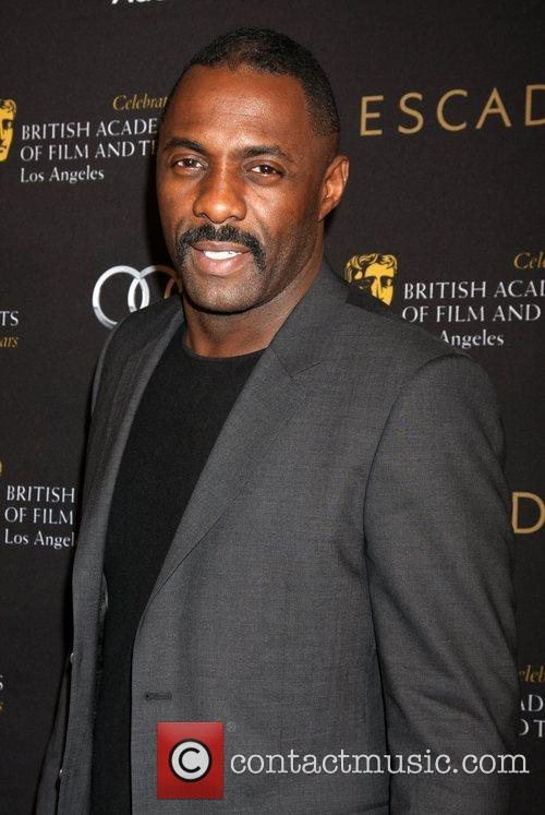 Idris Elba and Bafta