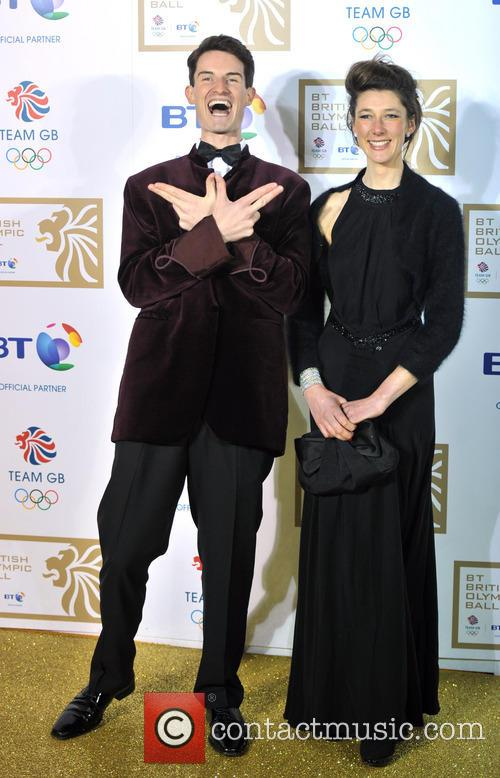 British Olympic Ball, Grosvenor House and Arrivals 8