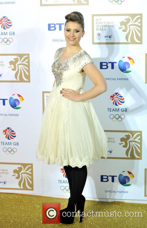British Olympic Ball, Grosvenor House and Arrivals 2