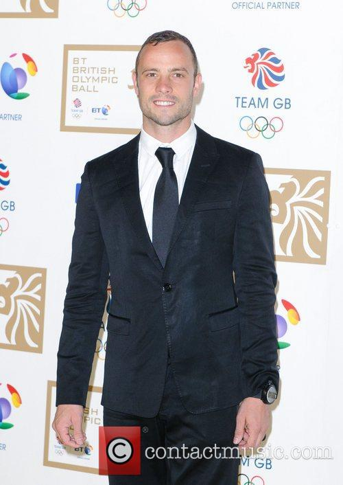 Oscar Pistorius, BT British Olympic Ball