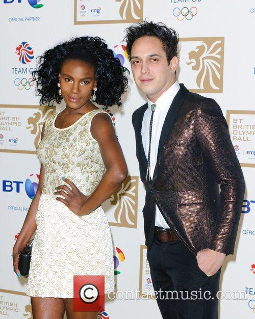 Shingai Shoniwa, Dan Smith, The Noisettes and Grosvenor House 2