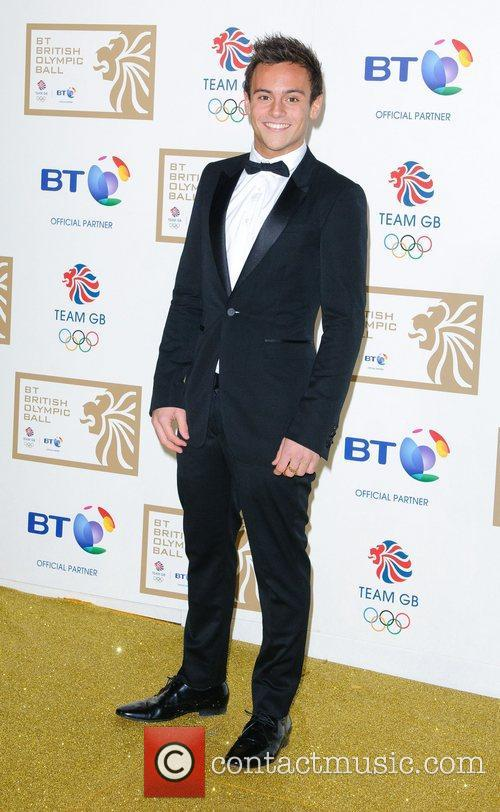 Tom Daley and Grosvenor House 1