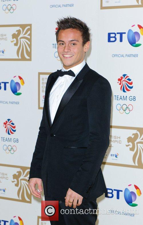 Tom Daley and Grosvenor House 2