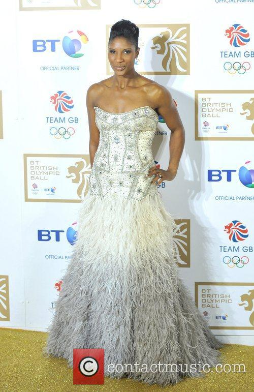 Denise Lewis and Grosvenor House 2