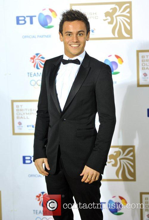 Tom Daley and Grosvenor House 3