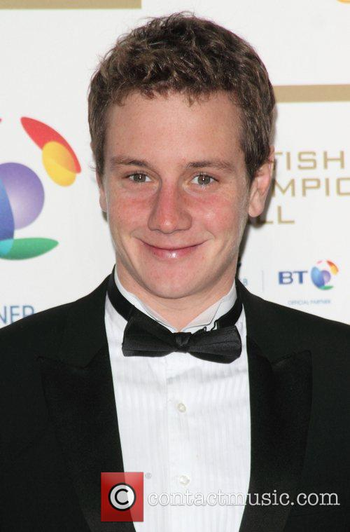 Alistair Brownlee and Grosvenor House 9