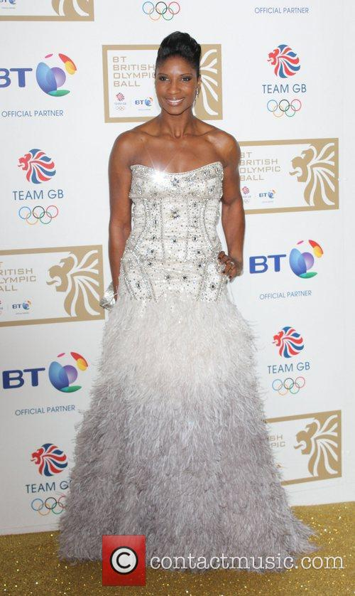 Denise Lewis and Grosvenor House 1
