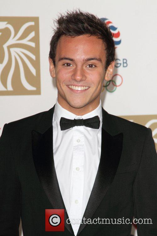 Tom Daley and Grosvenor House 4