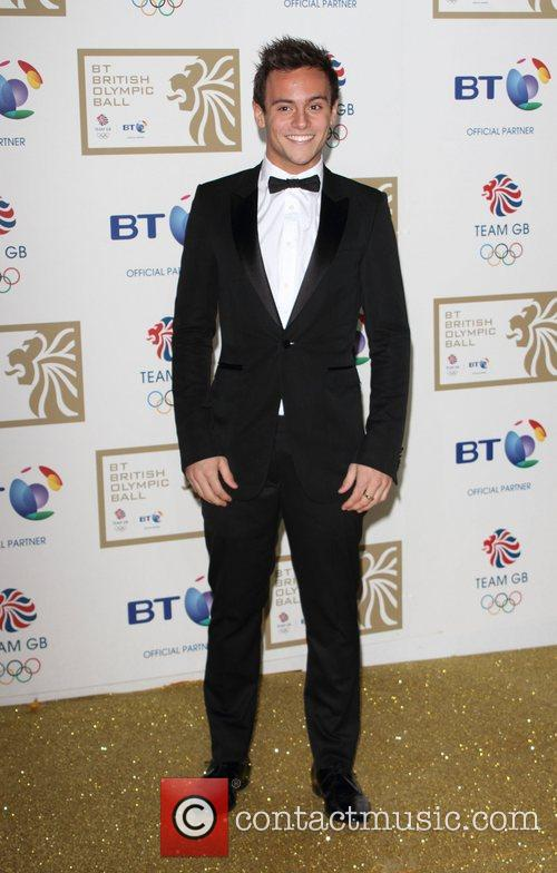 Tom Daley and Grosvenor House 5