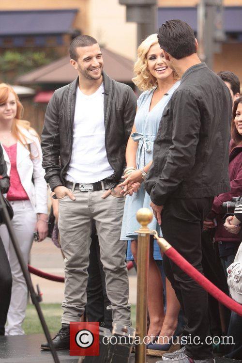 Mark Ballas and Katherine Jenkins 2