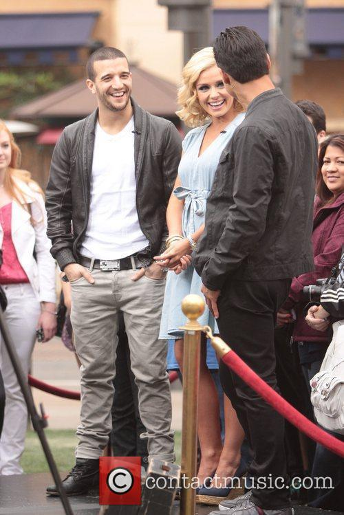 Mark Ballas and Katherine Jenkins 3