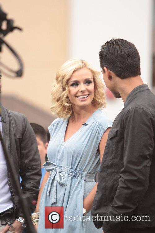 Mark Ballas and Katherine Jenkins 4