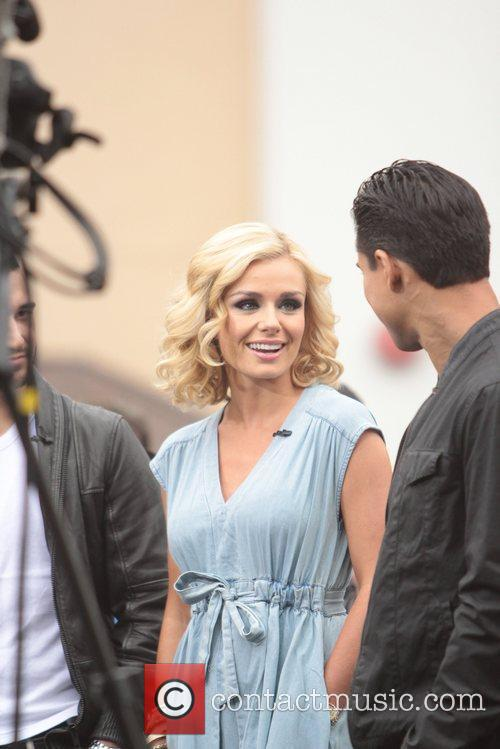 Mark Ballas and Katherine Jenkins 5