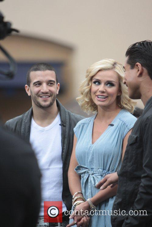 Mark Ballas and Katherine Jenkins 6