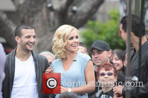 Mark Ballas and Katherine Jenkins 7
