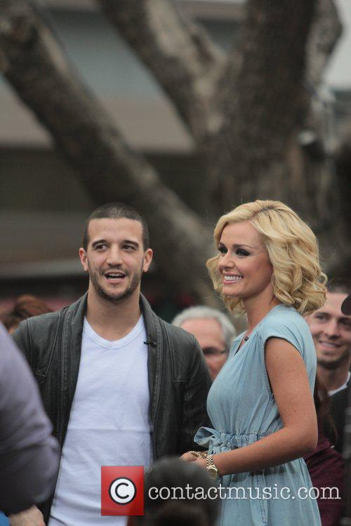 Mark Ballas and Katherine Jenkins 9