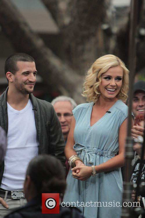 Mark Ballas and Katherine Jenkins 10