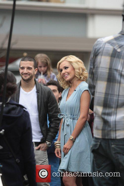 Mark Ballas and Katherine Jenkins 11